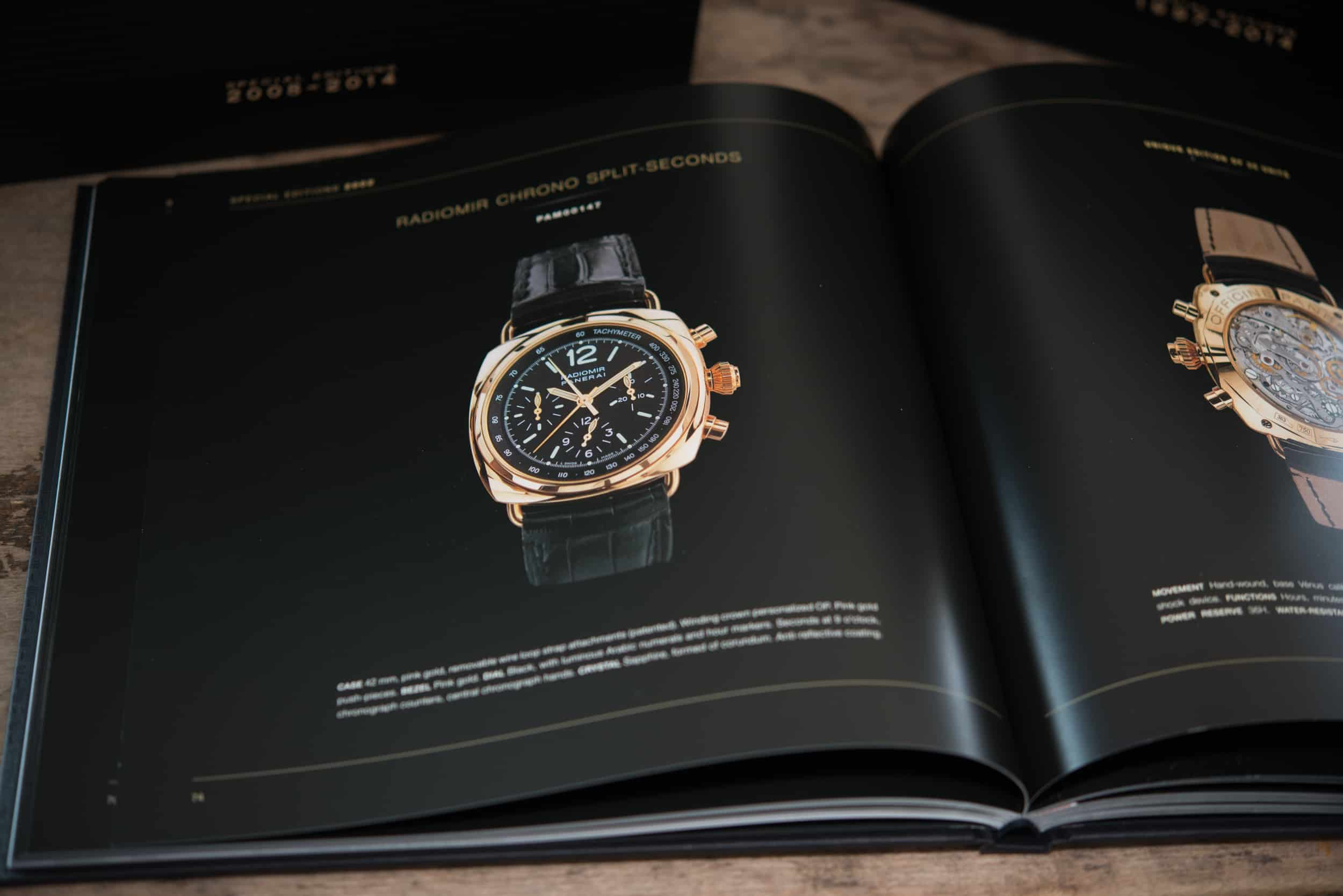 Panerai Giveaway - Panerai Special Editions 1997 - 2014 Book