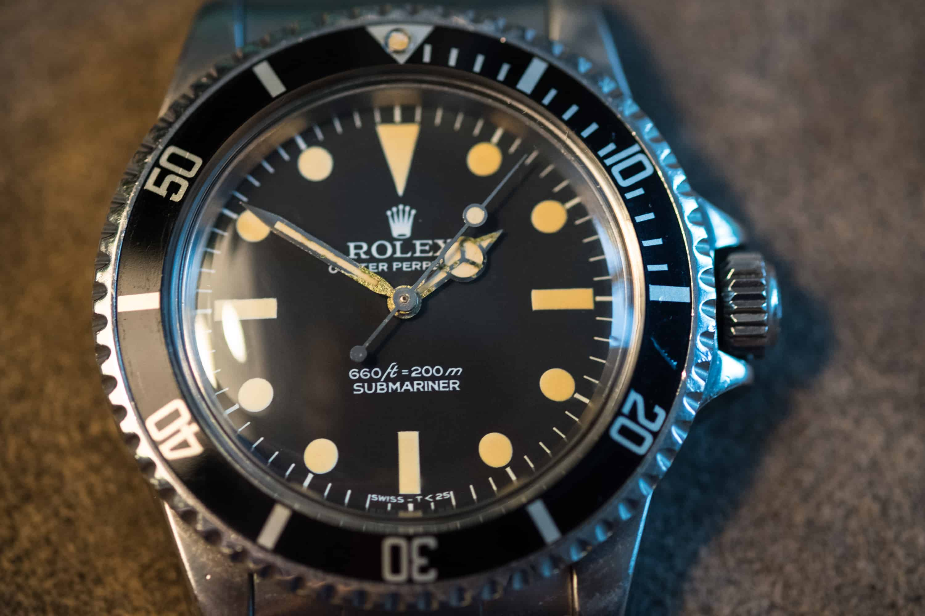 collecting vintage watches rolex 5513 submariner precomex