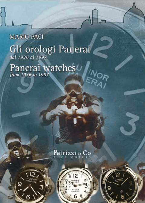 Panerai Watches Collecting Encyclopedia Mondani
