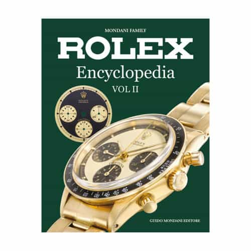 Rolex Encylopedia Mondani 3 volumes vintage watches
