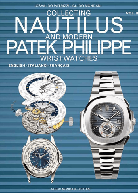 Patek Philippe Collecting Nautilus Mondani
