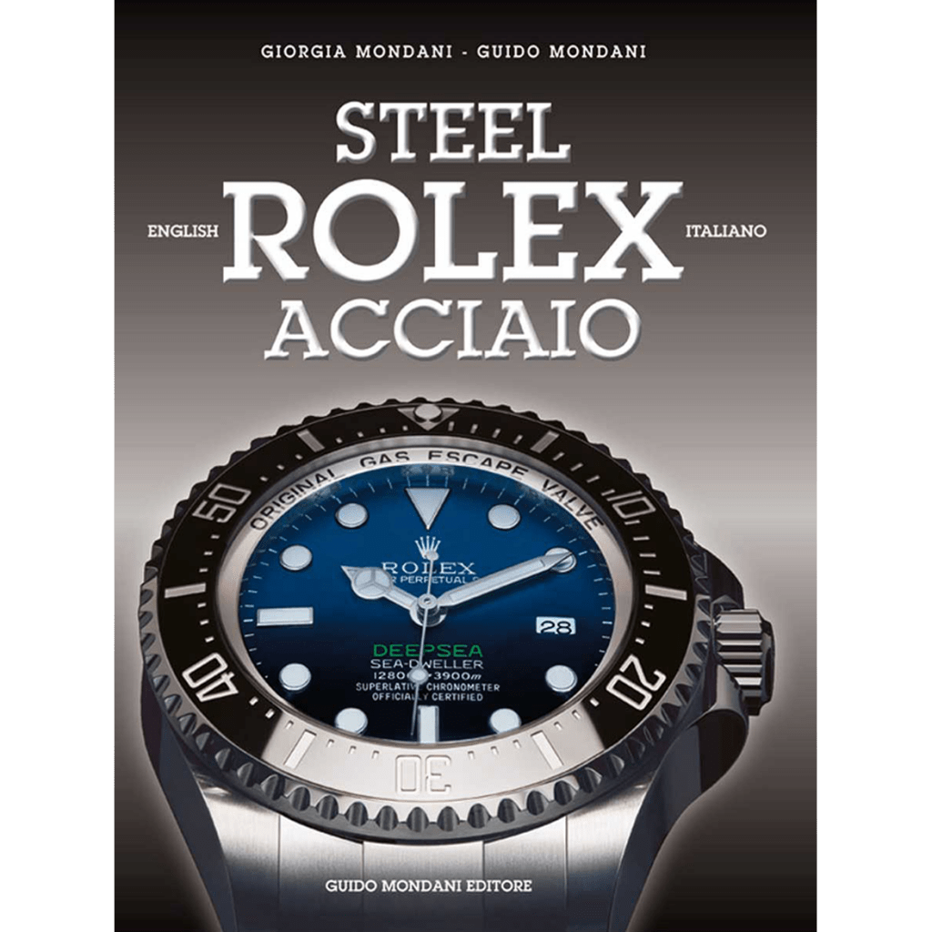 Steel Rolex Mondani Collecting Vintage Submariner Seadweller deepsea gmt master
