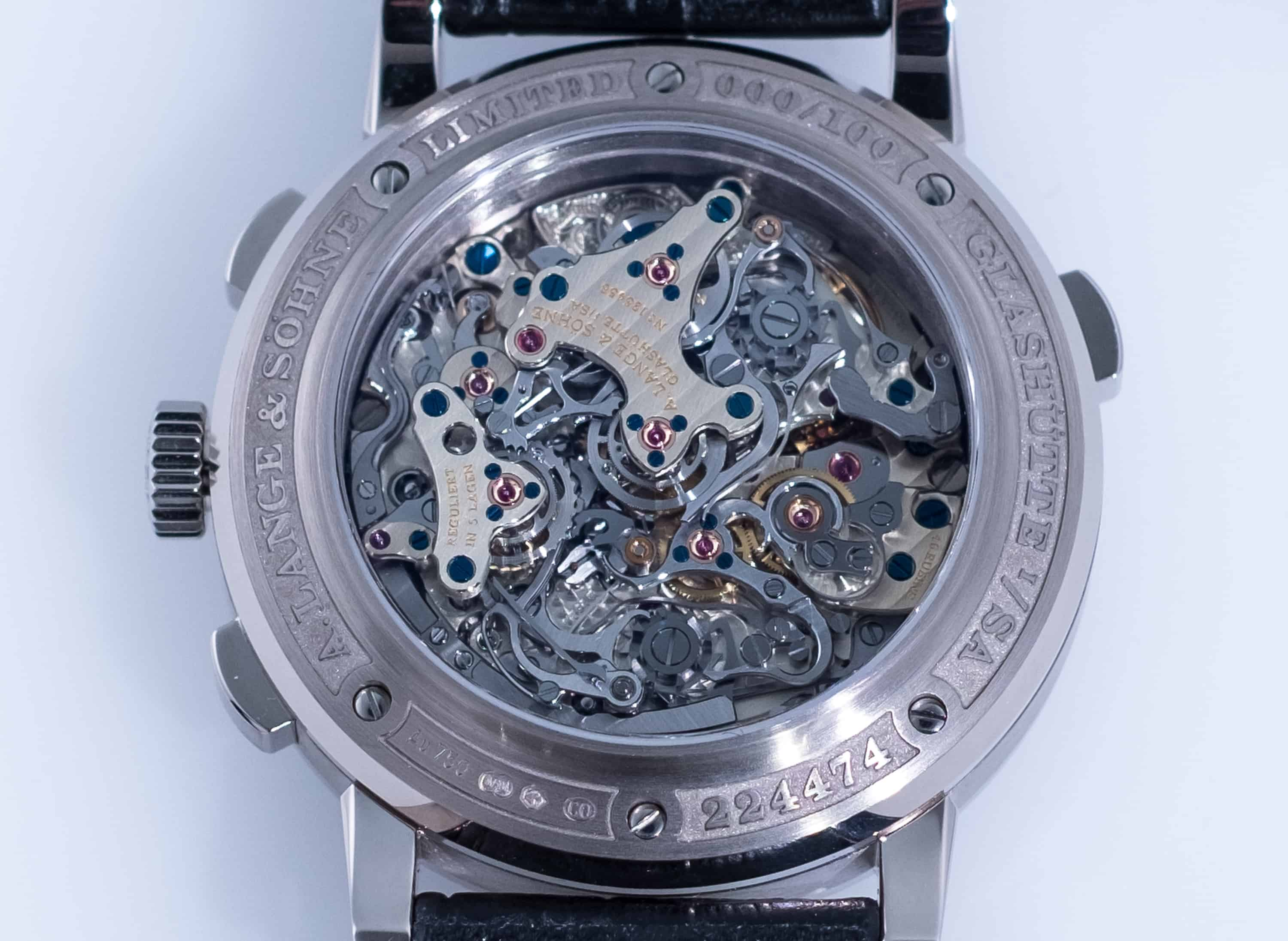alangesohne triple split back sihh 2018