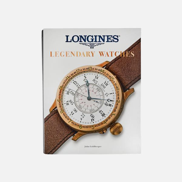 Longines Legendary Watches John Goldberger