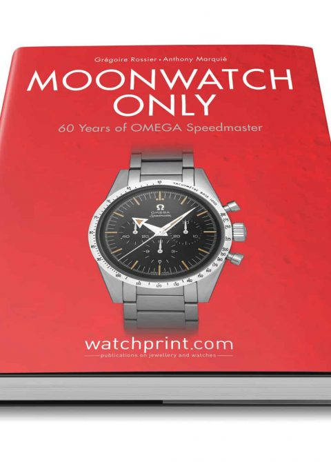Moonwatch Only Speedmaster book