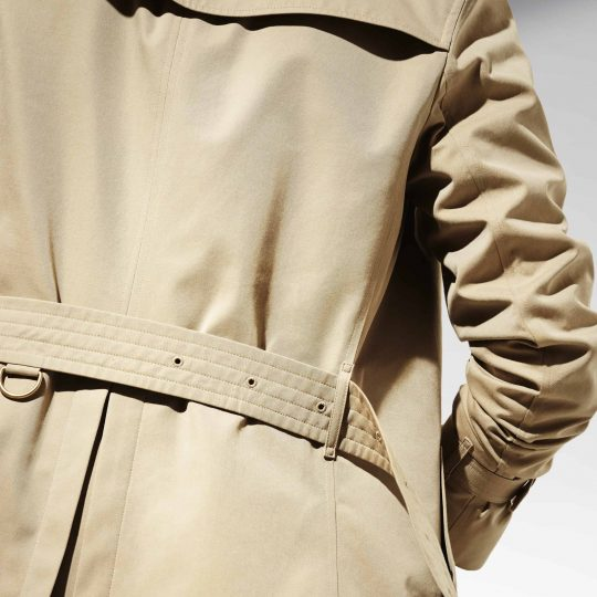 TRENCH COAT - the underestimated garment